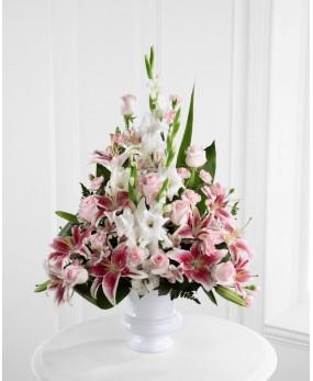 Bouquet champêtre perfectionné