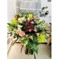 bouquet alstromere