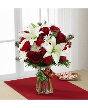 Bouquet Joyeuses Fetes