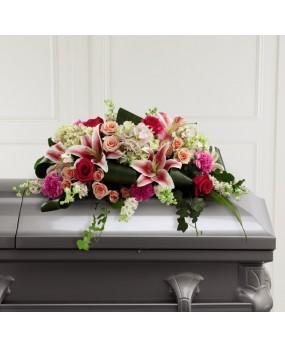 Gerbe de cercueil